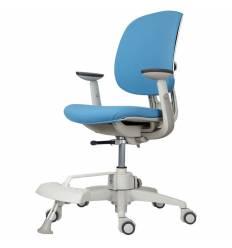 Кресло DUOREST DuoFlex Junior Sponge детское, ортопедическое, цвет голубой