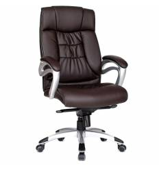Кресло Good-Kresla George Choco для руководителя, цвет коричневый