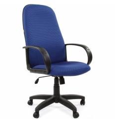 Кресло CHAIRMAN 279/JP 15-3 для руководителя, ткань, цвет синий