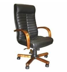 Кресло Стиль Браво дерево для руководителя