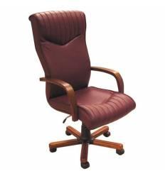 Кресло Стиль Силуэт дерево для руководителя