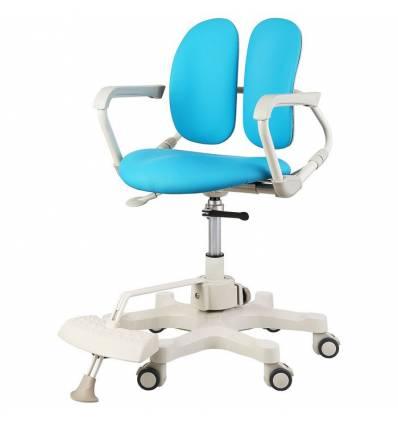 Кресло DUOREST Kids DR-280D детское, ортопедическое, цвет голубой
