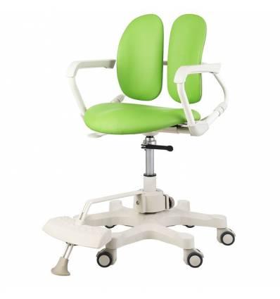 Кресло DUOREST Kids DR-280D детское, ортопедическое, цвет зеленый