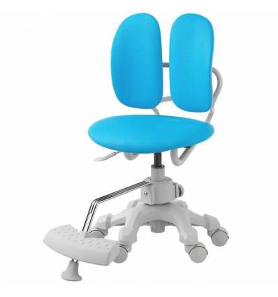 Кресло DUOREST Kids DR-289SG детское, ортопедическое, цвет голубой