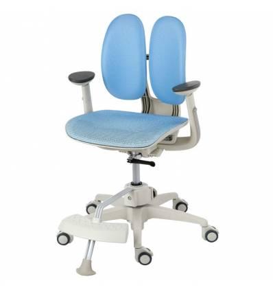 Кресло DUOREST Kids ORTO ai-50 Mesh детское, ортопедическое, цвет голубой