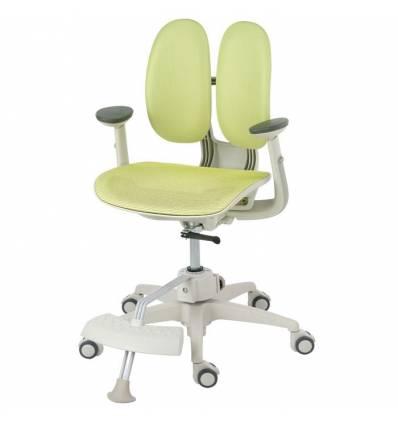 Кресло DUOREST Kids ORTO ai-50 Mesh детское, ортопедическое, цвет зеленый