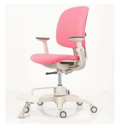 Кресло DUOREST DuoFlex Junior Sponge детское, ортопедическое, цвет розовый