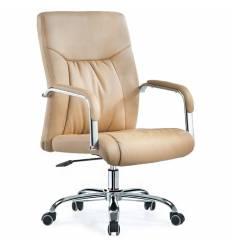 Кресло Smartbuy SB-A529 для руководителя, цвет бежевый