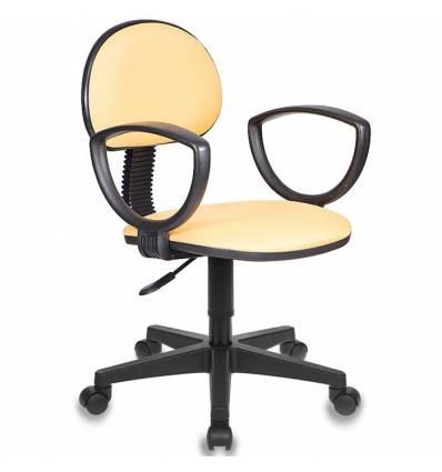 Кресло Бюрократ CH-213AXN/15-155 для оператора, цвет желтый