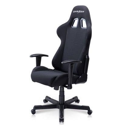 Кресло DXRacer OH/FD01/N для руководителя, компьютерное, цвет черный