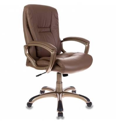 Кресло Бюрократ CH-875C/MOCCA для руководителя, цвет бежевый