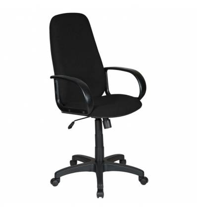 Кресло Бюрократ CH-808AXSN/BLACK для руководителя, черный 80-11