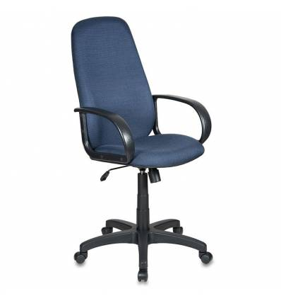 Кресло для руководителя Бюрократ CH-808AXSN/BL&BLUE
