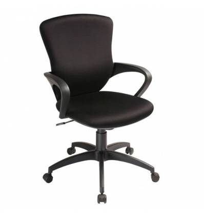Кресло Бюрократ CH-818AXSN-LOW/15-21 для руководителя, черный