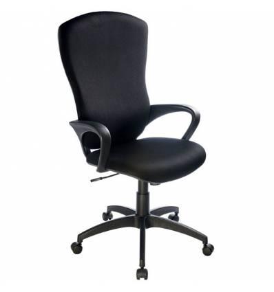 Кресло Бюрократ CH-818AXSN/15-21 для руководителя, черный