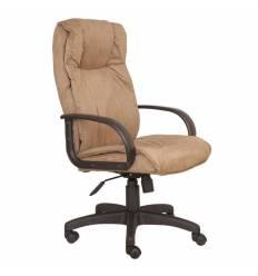 Кресло Бюрократ CH-838AXSN/MF103 для руководителя, светло-коричневый