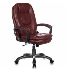 Кресло Бюрократ CH-868AXSN/BROWN для руководителя, коричневый