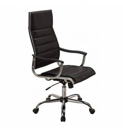 Кресло Бюрократ CH-994/BLACK для руководителя, цвет черный