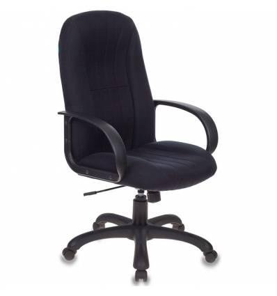 Кресло Бюрократ T-898AXSN/BLACK для руководителя, цвет черный