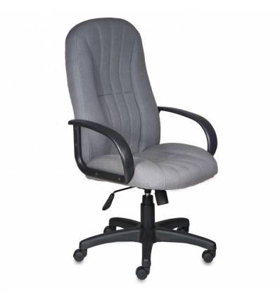 Кресло Бюрократ T-898AXSN/GR для руководителя, цвет серый