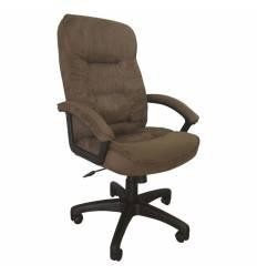 Кресло Бюрократ T-9908AXSN/MF102 для руководителя, цвет коричневый