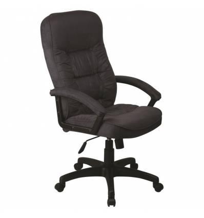 Кресло Бюрократ T-9908AXSN/MF110 для руководителя, цвет темно-серый