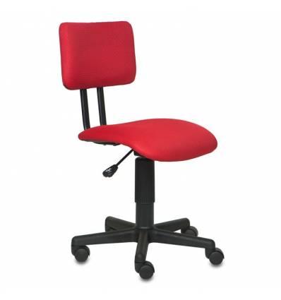 Кресло Бюрократ CH-200NX/TW-97N (детское) для оператора, цвет красный