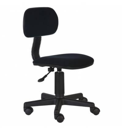 Кресло Бюрократ CH-201NX/B (детское) для оператора, цвет черный