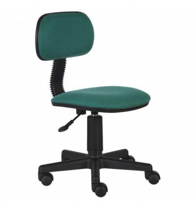 Кресло Бюрократ CH-201NX/G (детское) для оператора, цвет зеленый