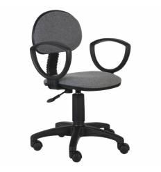 Кресло Бюрократ CH-213AXN/10-128 (детское) для оператора, цвет серый