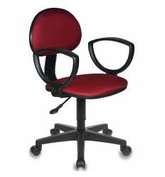 Кресло Бюрократ CH-213AXN/15-11 (детское) для оператора, цвет бордовый