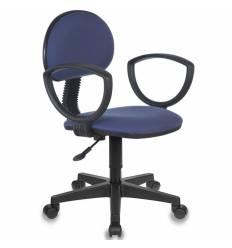 Кресло Бюрократ CH-213AXN/PURPLE для оператора, цвет темно-синий
