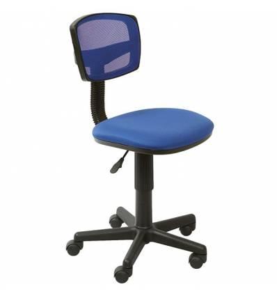 Кресло Бюрократ CH-299/BL/15-10 для оператора, цвет синий