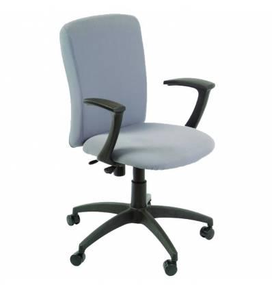 Кресло Бюрократ CH-470AXSN/GREY для оператора, цвет серый