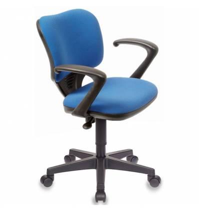Кресло Бюрократ CH-540AXSN-LOW/26-21 для оператора, цвет синий