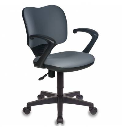 Кресло Бюрократ CH-540AXSN-LOW/26-25 для оператора, цвет серый