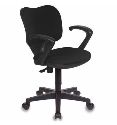 Кресло Бюрократ CH-540AXSN-LOW/26-28 для оператора, цвет черный