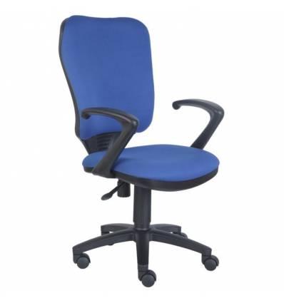 Кресло Бюрократ CH-540AXSN/26-21 для оператора, цвет синий
