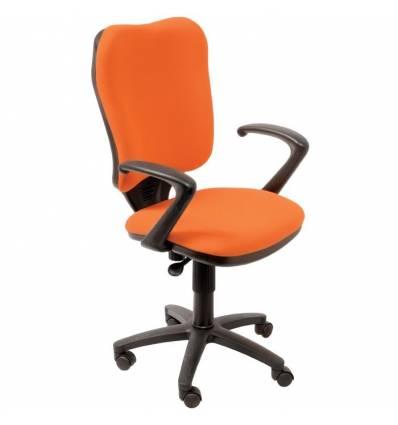 Кресло Бюрократ CH-540AXSN/26291 для оператора, цвет оранжевый