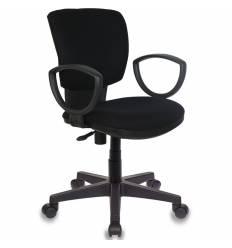 Кресло Бюрократ CH-626AXSN/10-11 для оператора, цвет черный