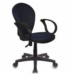 Кресло Бюрократ CH-687AXSN/BLUE для оператора, цвет синий