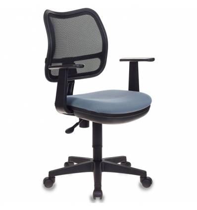 Кресло Бюрократ CH-797AXSN/26-25 для оператора, цвет черный/серый