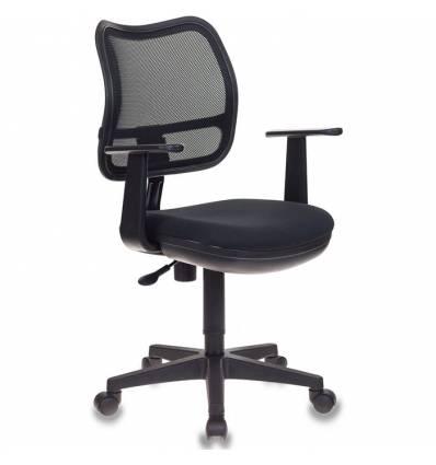 Кресло Бюрократ CH-797AXSN/26-28 для оператора, цвет черный