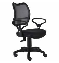 Кресло Бюрократ CH-799/DG/TW-12 для оператора, цвет темно-серый