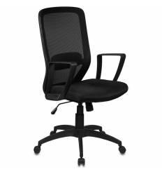 Кресло Бюрократ CH-899/TW-11 для оператора, цвет черный