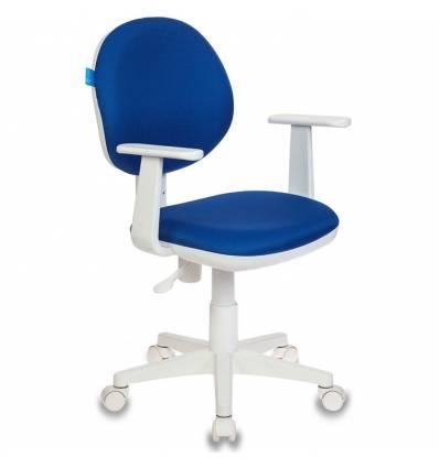 Кресло Бюрократ CH-W356ASXN/15-10 для оператора, цвет синий