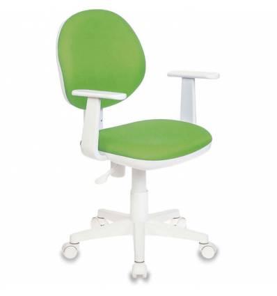 Кресло Бюрократ CH-W356ASXN/15-118 для оператора, цвет салатовый