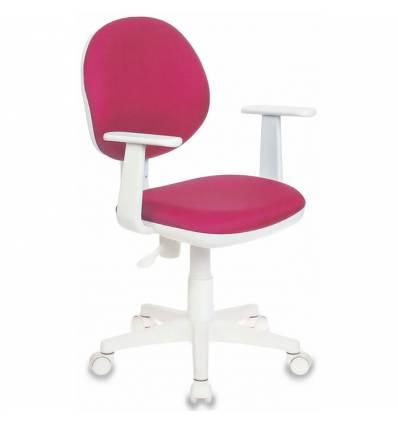 Кресло Бюрократ CH-W356ASXN/15-55 для оператора, цвет розовый