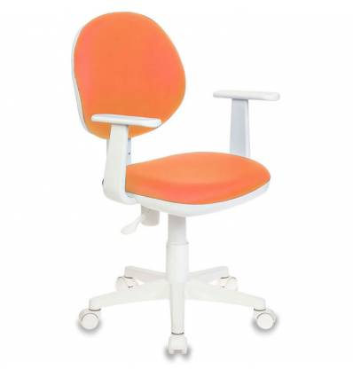 Кресло Бюрократ CH-W356ASXN/15-75 для оператора, цвет оранжевый