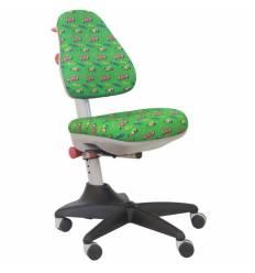 Кресло Бюрократ KD-2/R/RACE-GR детское, формула-1 на зеленом фоне